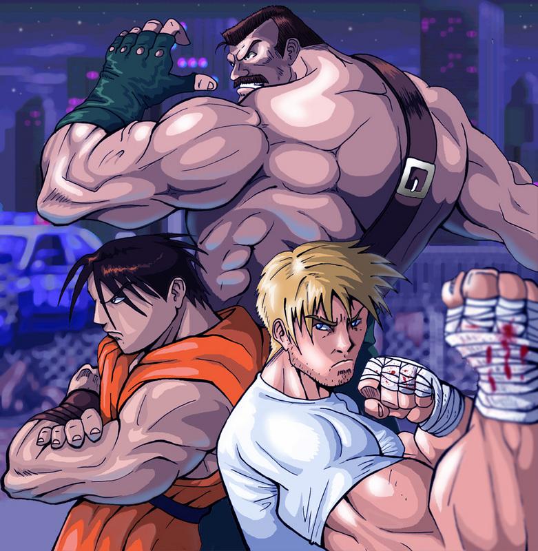 finalfight