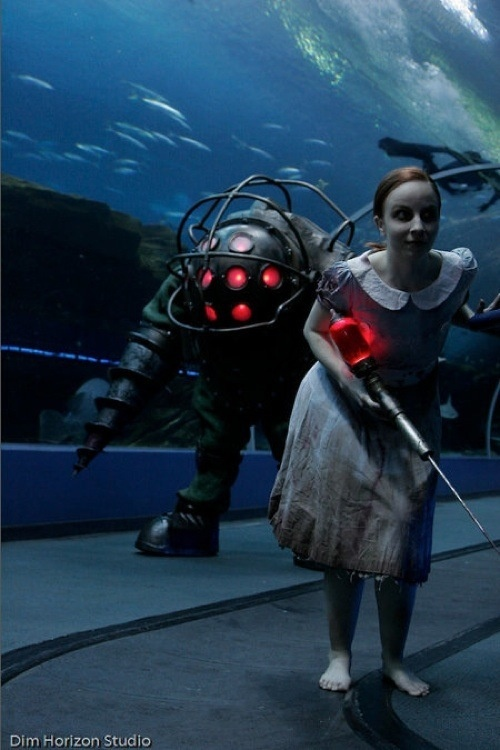Big Daddy Bioshock full costume tutorial  Cosplay DIY