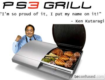 Ken Kutaragi is proud of Playstation 3