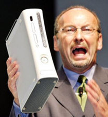 peter moore and xbox
