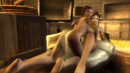 God Of War Sex Mini Game
